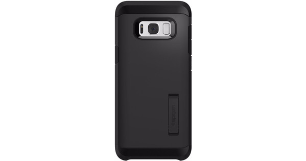 Spigen Tough Armor Samsung Galaxy S8 Plus Back Cover Black