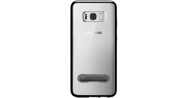 Spigen Ultra Hybrid S Galaxy S8 Plus Back Cover Black