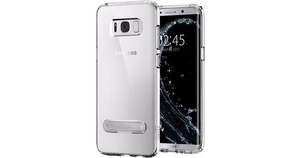 Spigen Ultra Hybrid S Samsung Galaxy S8 Back Cover Transparent