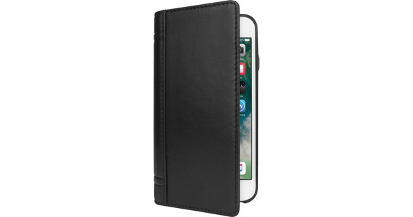 Twelve South Journal Apple iPhone 7/8 Book Case Zwart