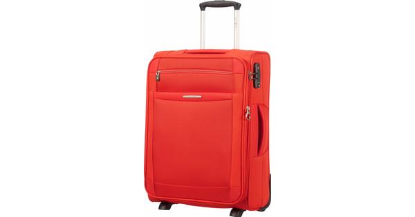 Samsonite Dynamo Expandable Upright 55 cm Tangerine Red