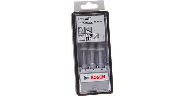 Bosch Robust Line 3-delige Diamantborenset