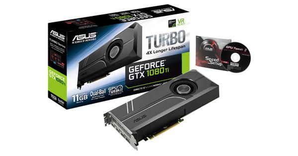 Asus TURBO GTX 1080 Ti 11G