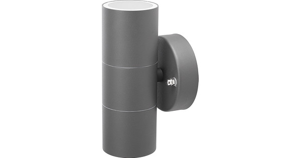 Smartwares GWL-176-HG Wandlamp Antraciet