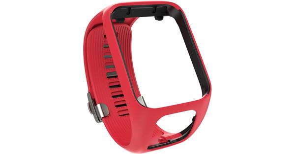 TomTom Premium Polsband Rood S