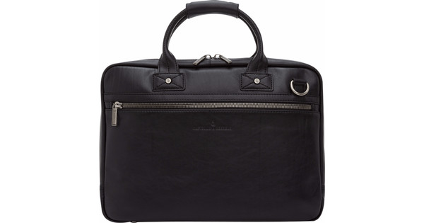 0f5d94f099c Castelijn & Beerens Firenze Laptop Bag 15.6'' Black - Coolblue - Before  23:59, delivered tomorrow