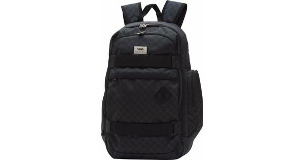 c3237b0ff2ed90 Vans Transient III Skatepack Black Charcoal - Coolblue - Voor 23.59u ...