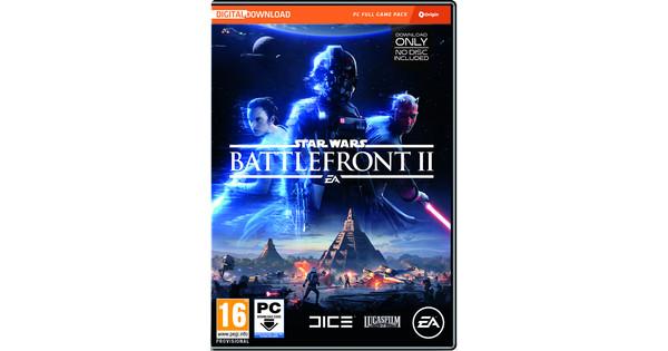 Star Wars: Battlefront 2 PC (downloadcode)