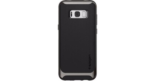 huge discount dd3ad 4a571 Spigen Neo Hybrid Samsung Galaxy S8 Plus Back Cover Gray