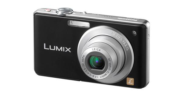 Panasonic Lumix DMC-FS6 Black
