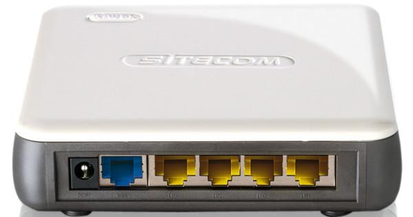 Sitecom WL-341 Wireless Router 300N X2 - Reviews - Tweakers