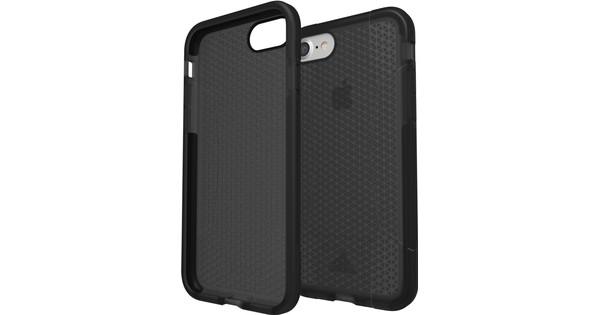 fbf8231fd1 Adidas SP Agravic Apple iPhone 6/6S/7/8 Back Cover Black
