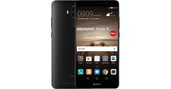Huawei Mate 9 Zwart