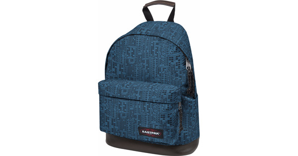 Eastpak Wyoming Navy Blocks