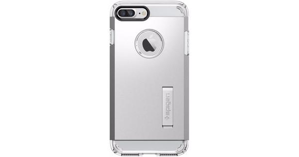 pretty nice 392af 8a332 Spigen Tough Armor Apple iPhone 7 Plus / 8 Plus Back Cover Silver