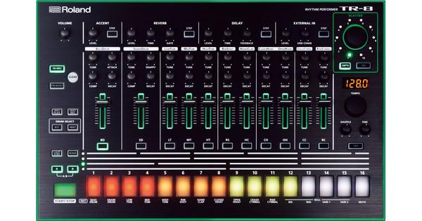 Roland TR-8 Drumcomputer