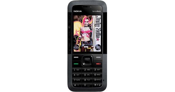 Nokia 5310 XpressMusic Black