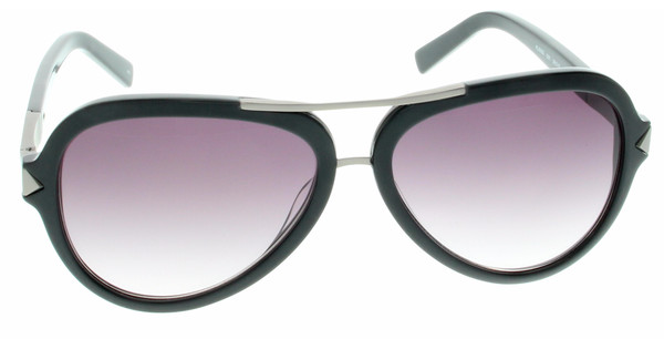 Karl Lagerfeld KL905S Shiny Black / Purple Grey