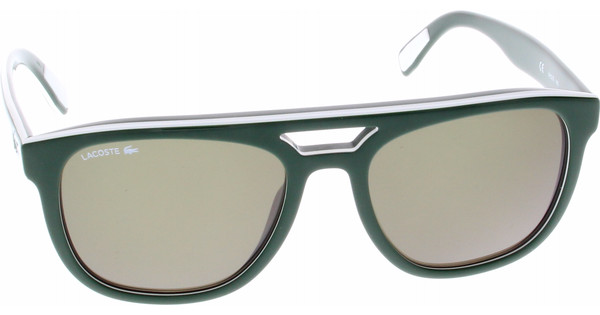 Lacoste L828S Green / Brown