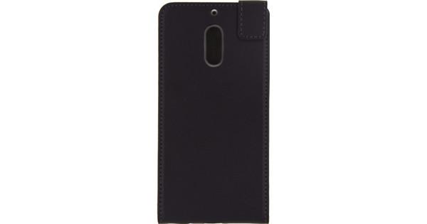 Mobilize Classic Gelly Nokia 6/6 Arte Flip Case Black
