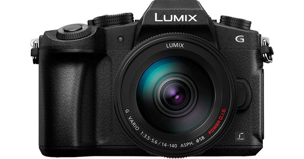 Panasonic Lumix DMC-G80 + 14-140MM