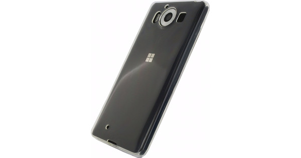 Mobilize Gelly Case Microsoft Lumia 950 Transparant