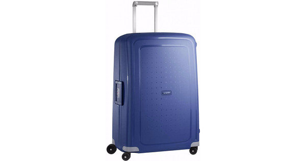 Samsonite S'Cure Spinner 75cm Dark Blue