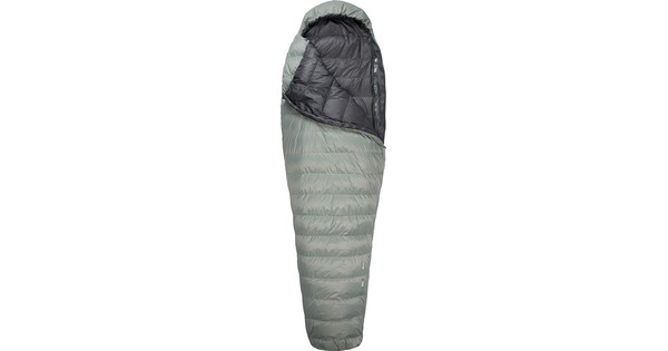 Sea to Summit Micro McII Regular Right Zip Silver