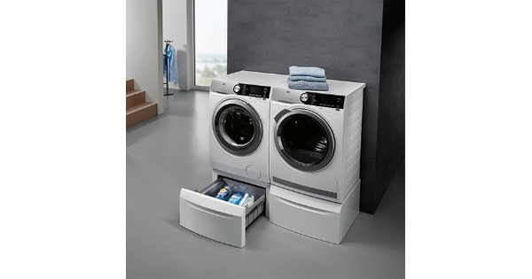 Betere AEG E6WHPED2 Wasmachine verhoger met lade - Coolblue - Voor 23.59u EC-03