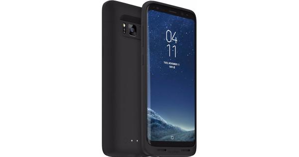 Mophie Juice Pack Samsung Galaxy S8 Zwart