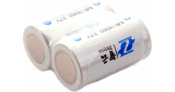 Zhiyun Battery 18350 - 3.7V / 900mAh, for Rider / SmoothC