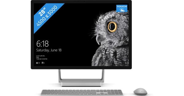 Microsoft Surface Studio i7 - 16GB - 128GB + 1TB - GTX965M
