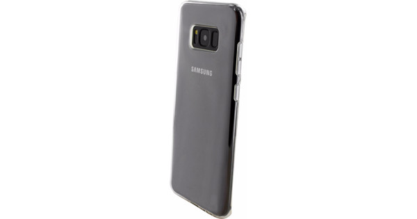Mobiparts Essential TPU Samsung Galaxy S8 Plus Back Cover Transparent