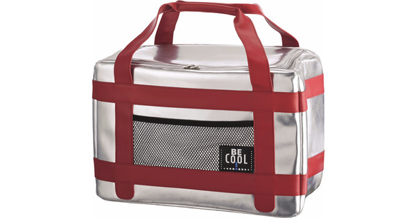 BE Cool T-740 City Silver / Red L