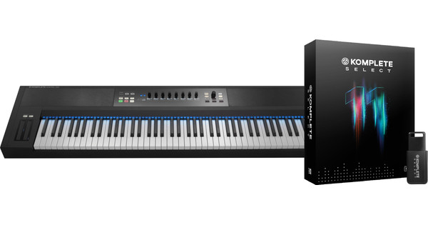 Native Instruments S88 + NI Komplete 11 Ultimate