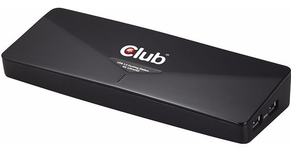 Club 3D CSV-3103D USB 3.0 Docking Station