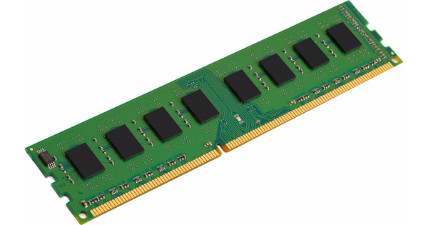 Kingston ValueRAM 2GB DDR3 DIMM 1600 MHz (1x2GB)