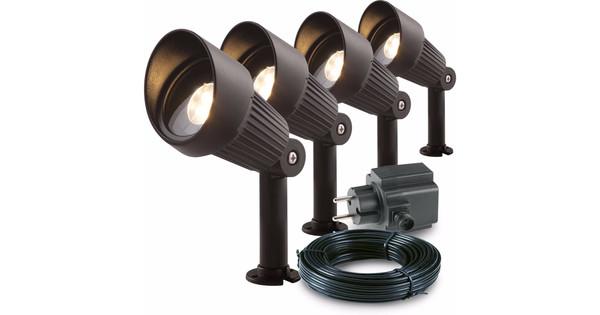 Garden Lights Focus Bundelset 4 stuks
