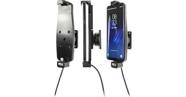 Brodit Houder Samsung Galaxy S8 met oplader