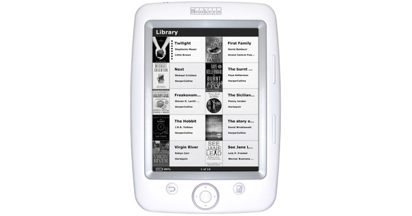 Bookeen Cybook Opus White