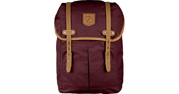 Fjällräven Rucksack No.21 Medium Dark Garnet