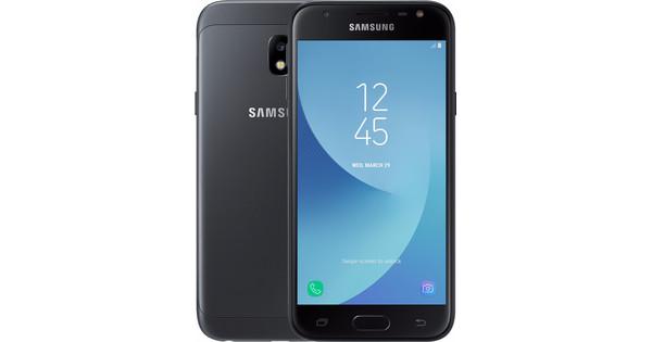 Samsung Galaxy J3 (2017) Zwart
