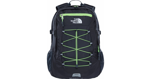 The North Face Borealis Classic Asphalt Grey/Power Green