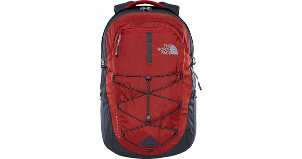 The North Face Borealis Ketchup Red/Asphalt Grey