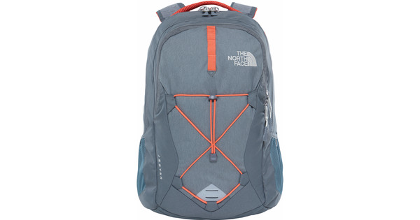 The North Face Women's Jester Sedona Sage Grey Light Heather/Nasturtium Orange