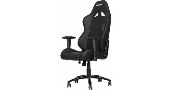 AK Racing Octane Gaming Chair Zwart