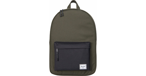 Herschel Classic Mid-Volume Forest Night/Black