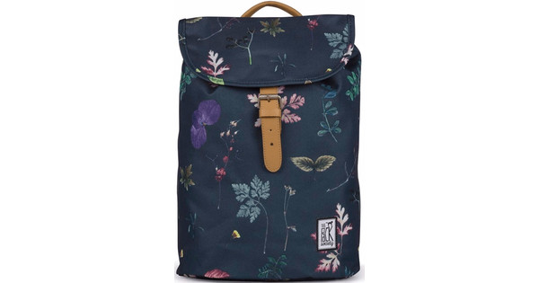 The Pack Society Small Dark Floral All Over