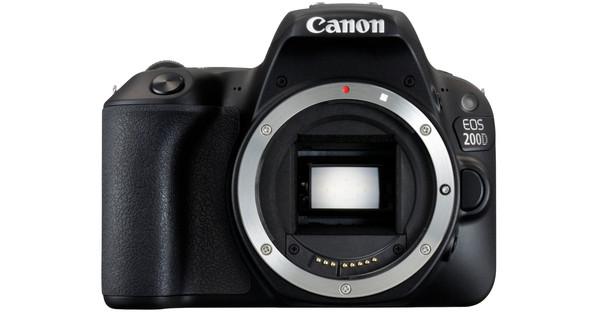 Canon EOS 200D Body Black