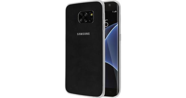 Azuri TPU Ultra Thin Samsung Galaxy S7 Edge Back Cover Transparent